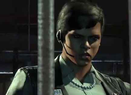 Amanda Waller (Arkhamverse)