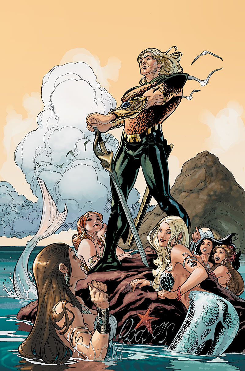 Aquaman: Sword of Atlantis Vol 1 54
