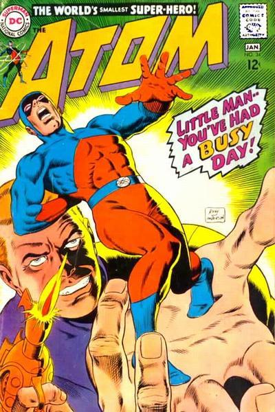 The Atom Vol 1 34