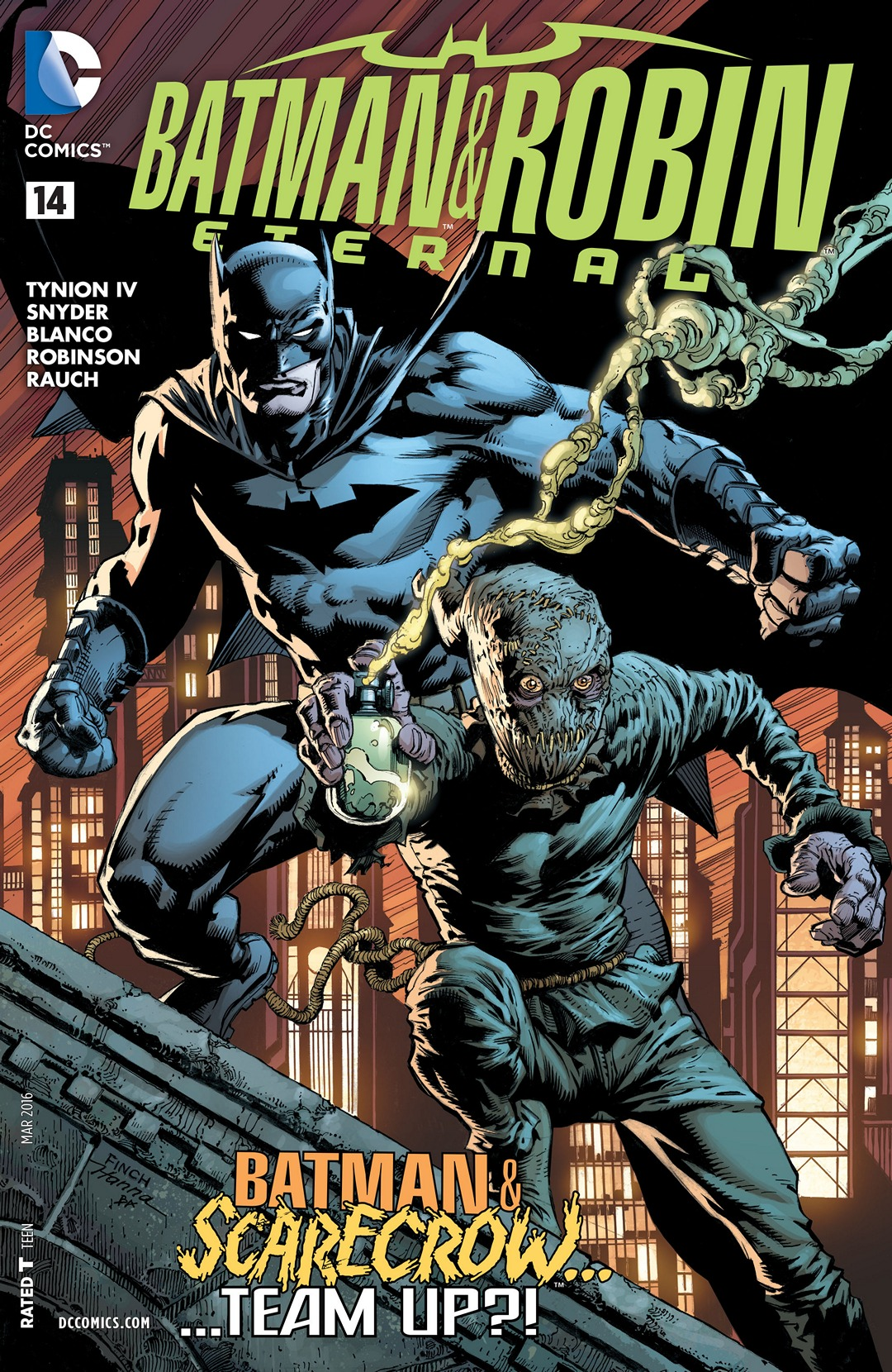 Batman & Robin Eternal Vol 1 14