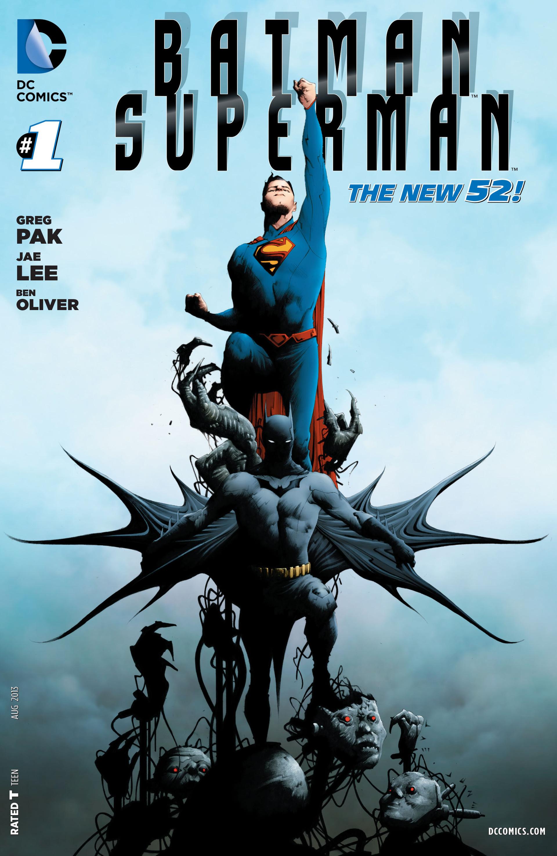 Batman/Superman Vol 1 1