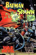 Batmanspawnwardevil