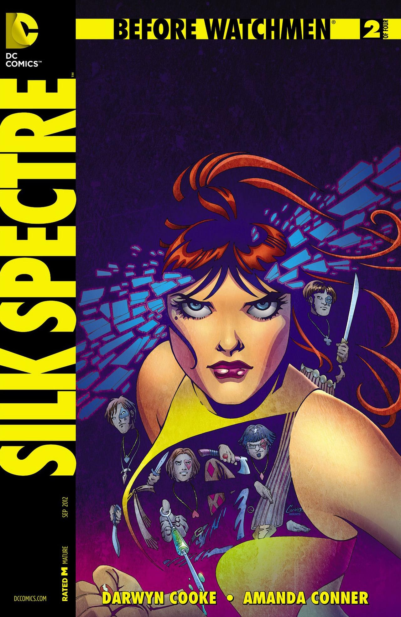 Before Watchmen: Silk Spectre Vol 1 2
