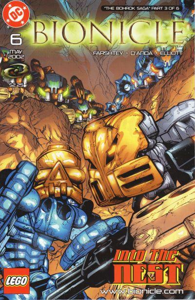 Bionicle Vol 1 6