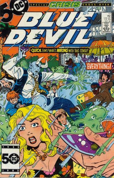 Blue Devil Vol 1 17