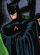 Bruce Wayne Legion of Super-Heroes TV Series 001