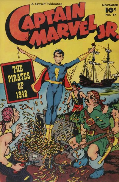 Captain Marvel, Jr. Vol 1 67