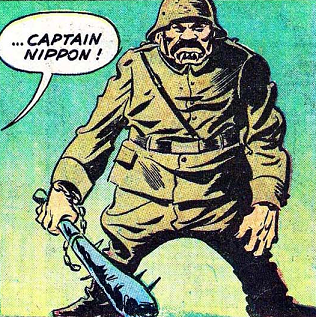 Captain Nippon (Earth-S)