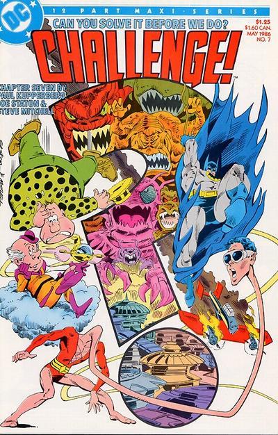 DC Challenge Vol 1 7