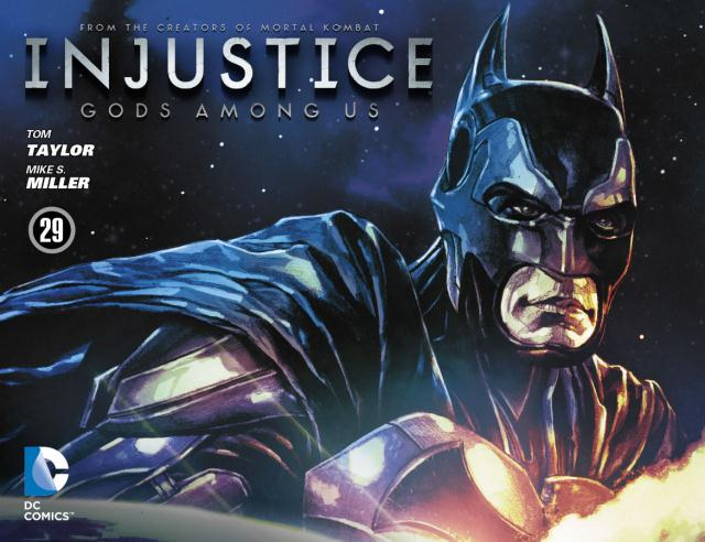 Injustice: Gods Among Us Vol 1 29 (Digital)