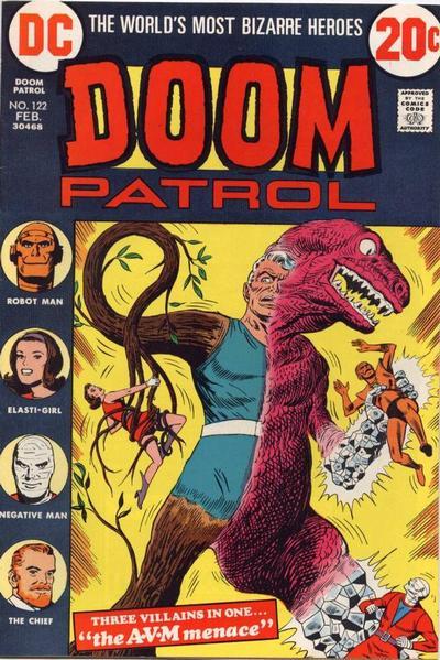 Doom Patrol Vol 1 122
