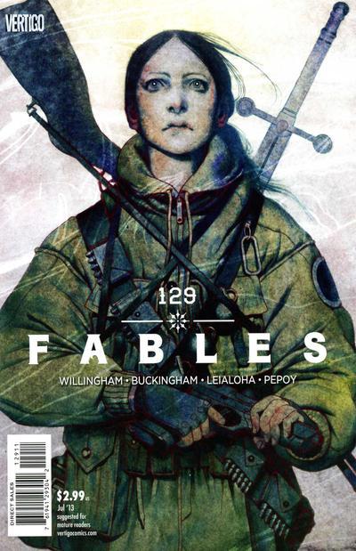 Fables Vol 1 129