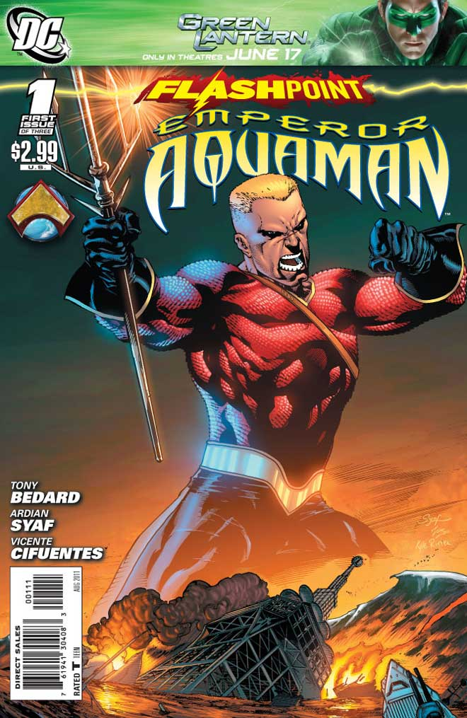 Flashpoint: Emperor Aquaman Vol 1