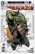 Frankenstein Agent of SHADE Vol 1 0