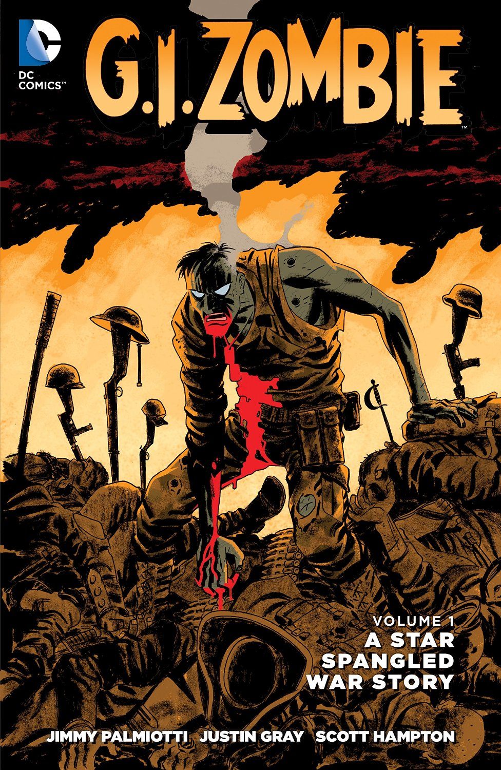 G.I. Zombie: A Star-Spangled War Story (Collected)