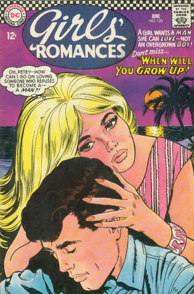 Girls' Romances Vol 1 125