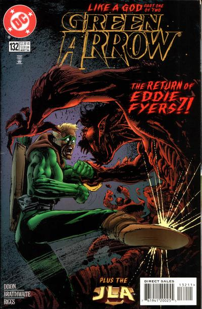 Green Arrow Vol 2 132