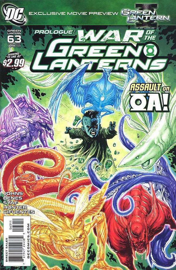 Green Lantern Vol 4 63