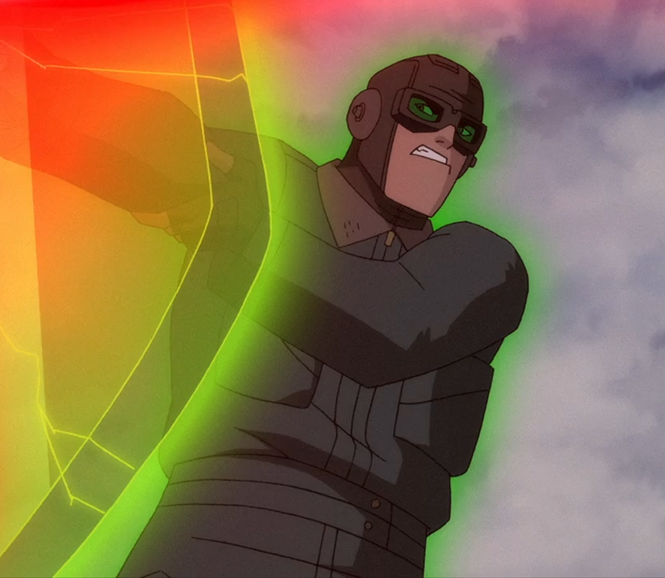 Guy Gardner (Superman: Red Son Movie)