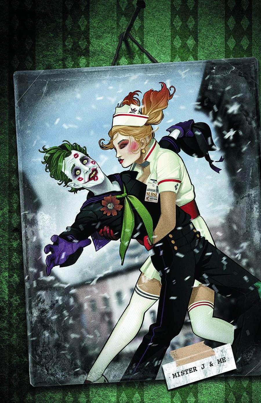 Harley Quinn Vol 2 19 Textless Bombshell Variant.jpg