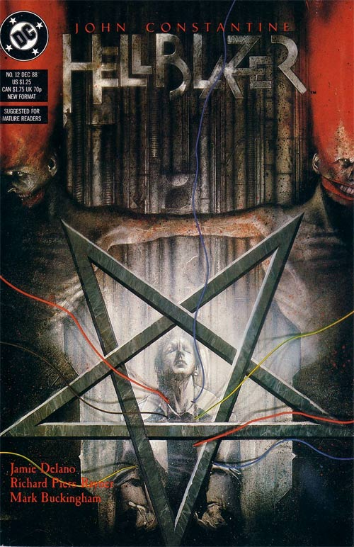 Hellblazer Vol 1 12