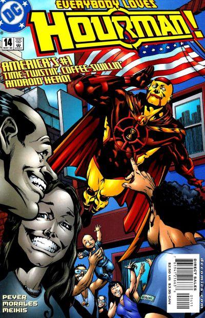 Hourman Vol 1 14