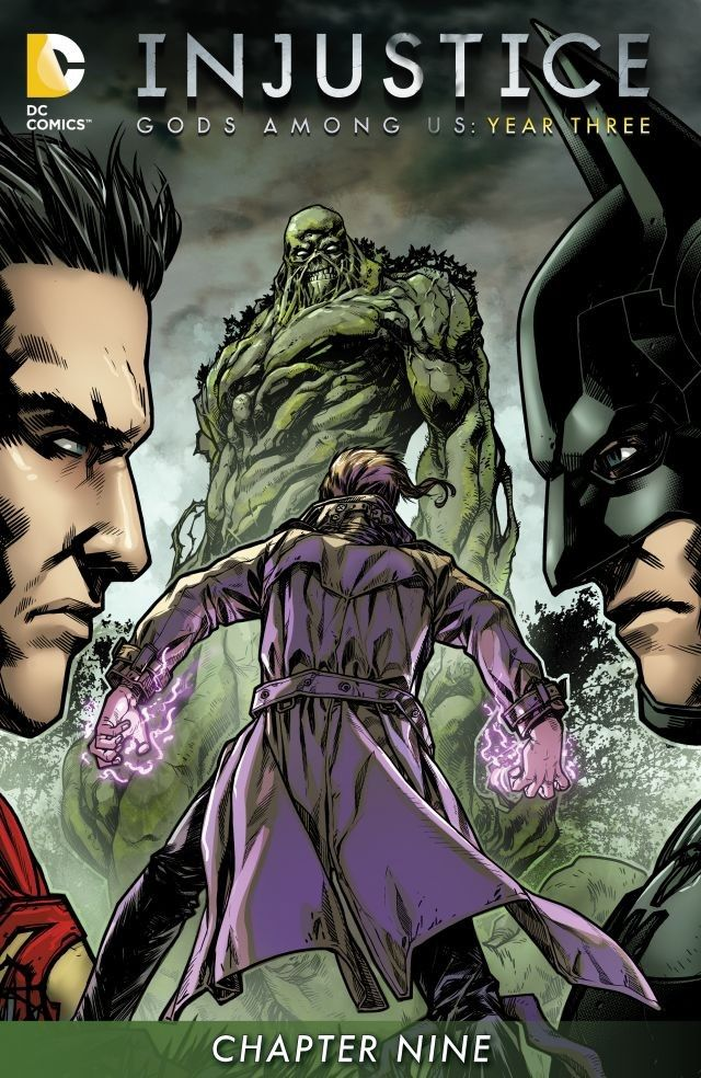 Injustice: Gods Among Us: Year Three Vol 1 9 (Digital)