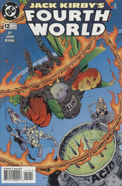 Jack Kirby's Fourth World Vol 1 12