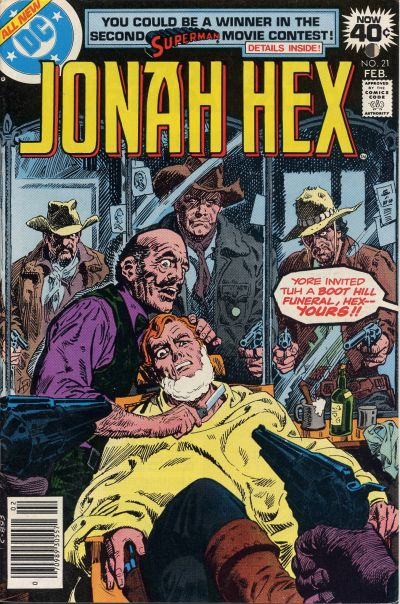 Jonah Hex Vol 1 21