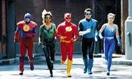 Justice League Justice League Pilot 0001