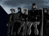 Batman: The Brave and the Bold (TV Series) Episode: The Golden Age of Justice!