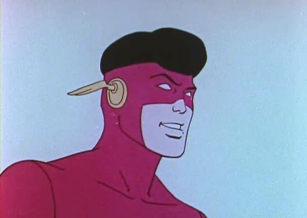 Wally West (Filmation Adventures)