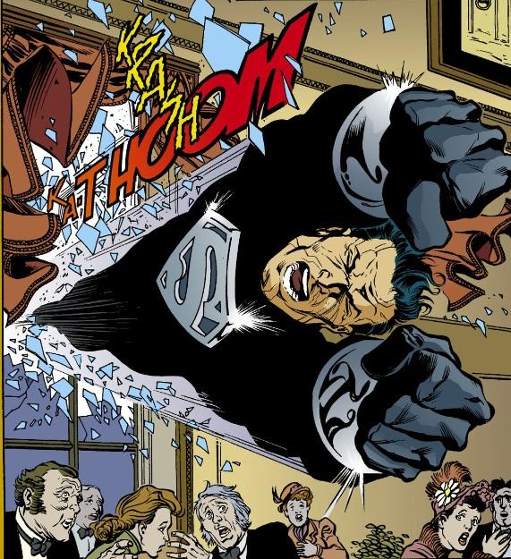 Klaus Kant (Superman Monster)