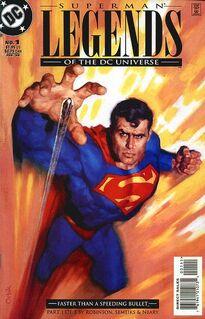 Legends of the DC Universe Vol 1 1