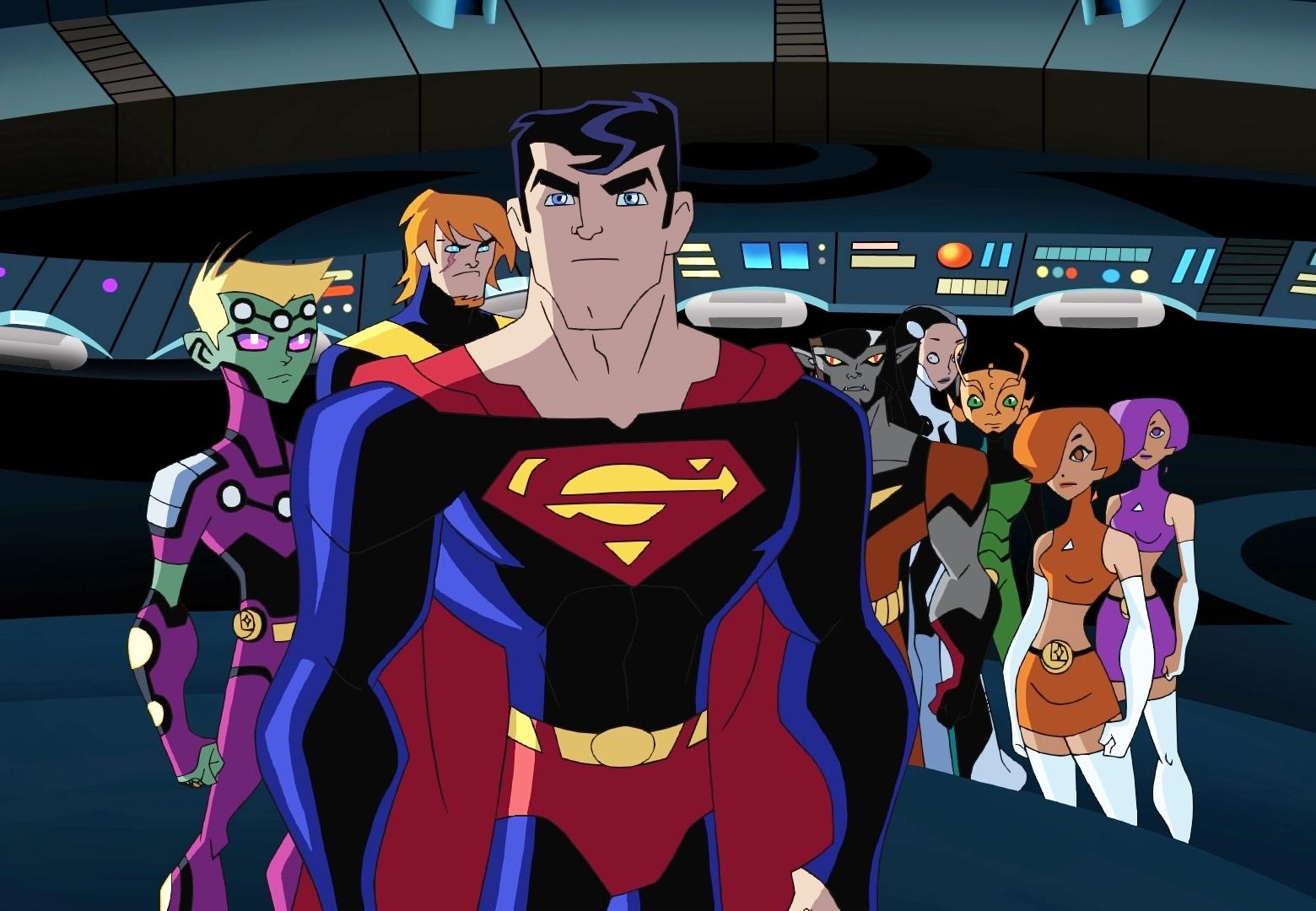 Kal-El (Legion of Super-Heroes TV Series)