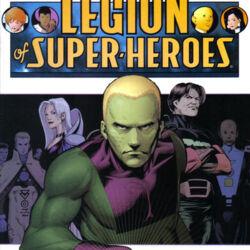 Legion of Super-Heroes Vol 5 1