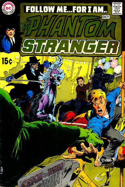 The Phantom Stranger Vol 2 3