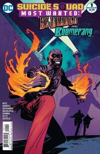 Suicide Squad Most Wanted El Diablo and Boomerang Vol 1 1 El Diablo.jpg