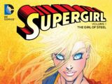 Supergirl: The Girl of Steel (Collected)