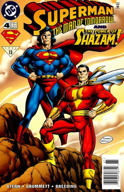 Superman: The Man of Tomorrow Vol 1 4