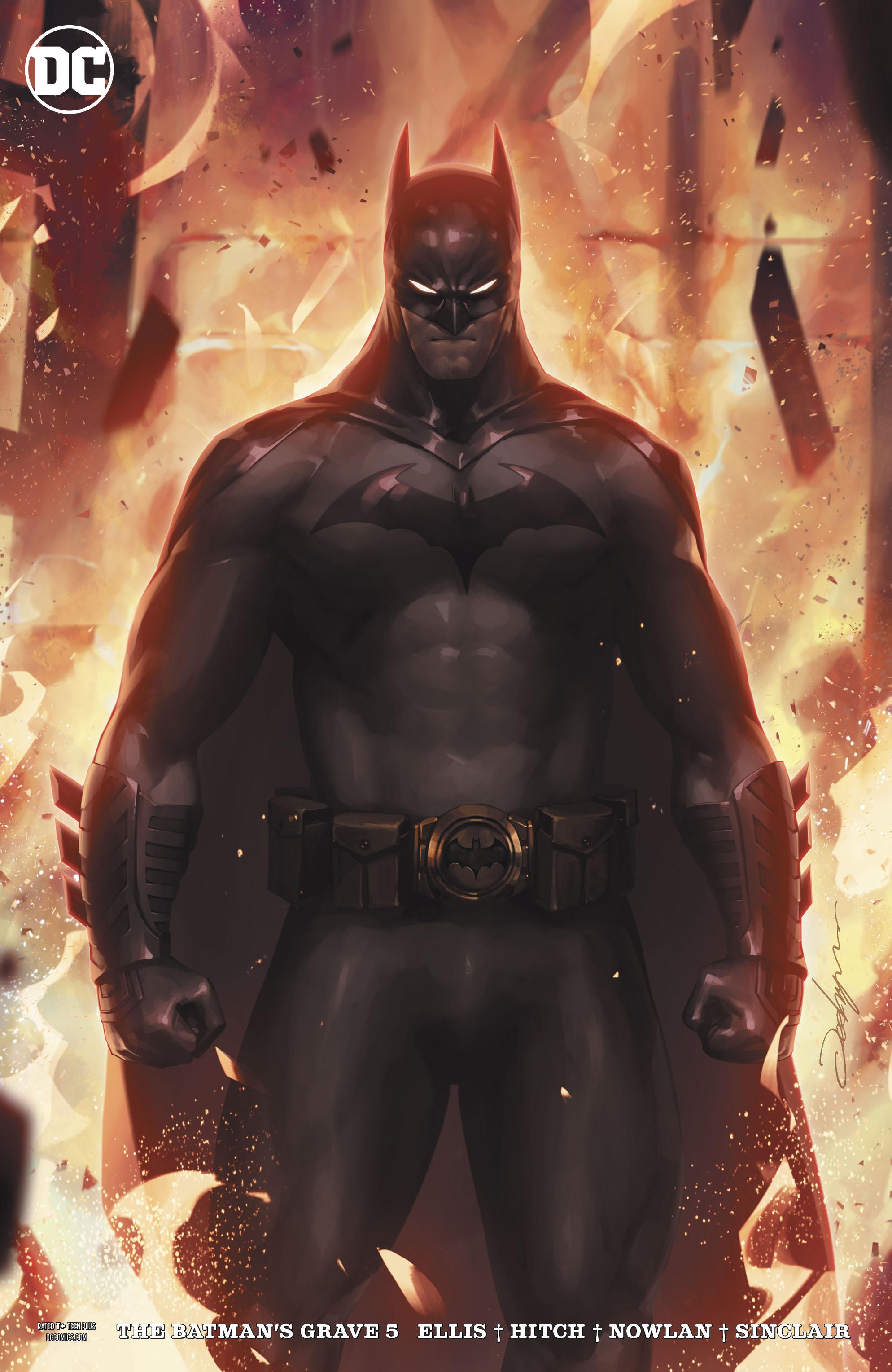 The Batman's Grave Vol 1 5 Variant.jpg