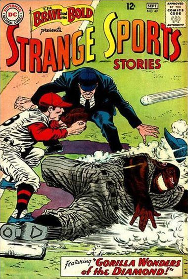 The Brave and the Bold Vol 1 49