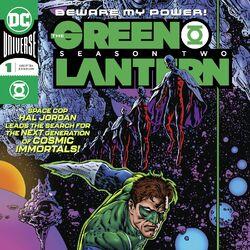 The Green Lantern: Season Two Vol 1