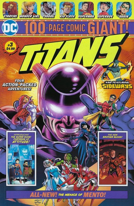 Titans Giant Vol 1 3