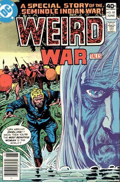 Weird War Tales Vol 1 88