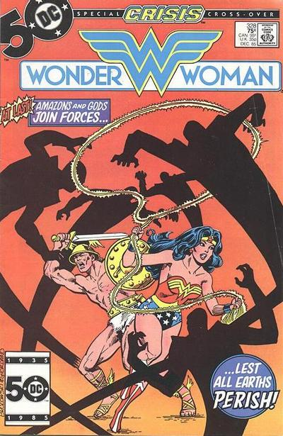Wonder Woman Vol 1 328