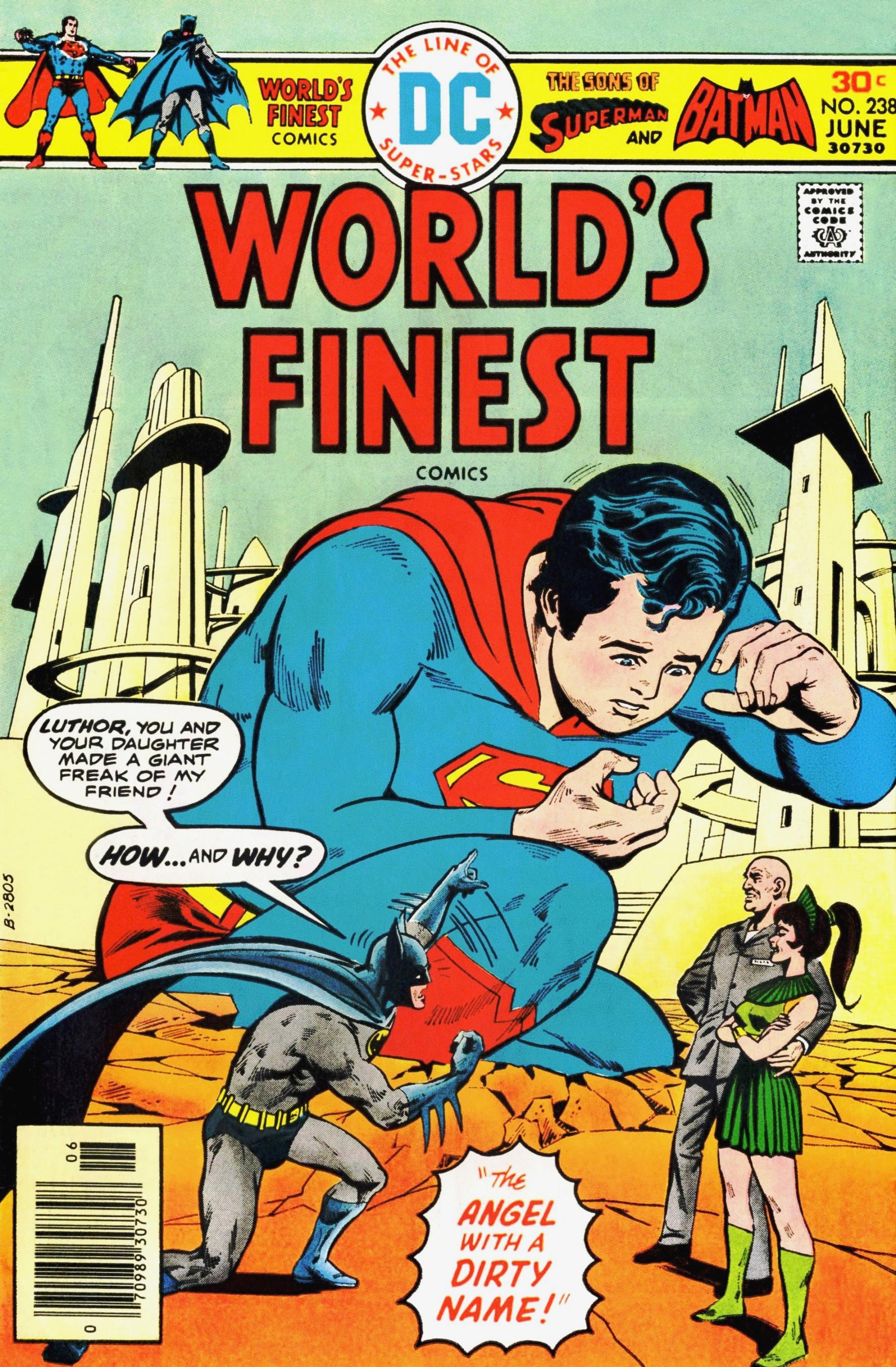 World's Finest Vol 1 238