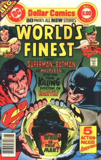 World's Finest Vol 1 244