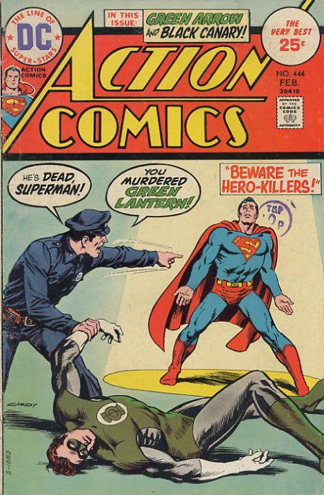 Action Comics Vol 1 444