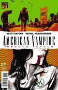 American Vampire Second Cycle Vol 1 1